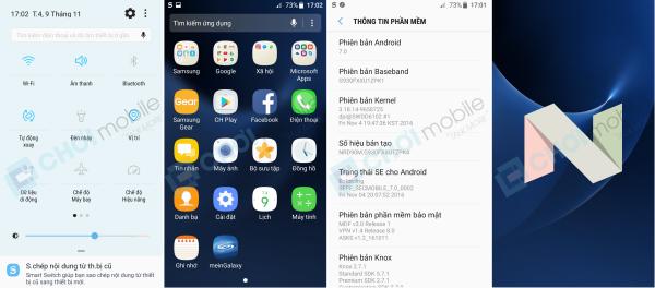 C&M - News :::    :: Thema anzeigen - Android 7 0