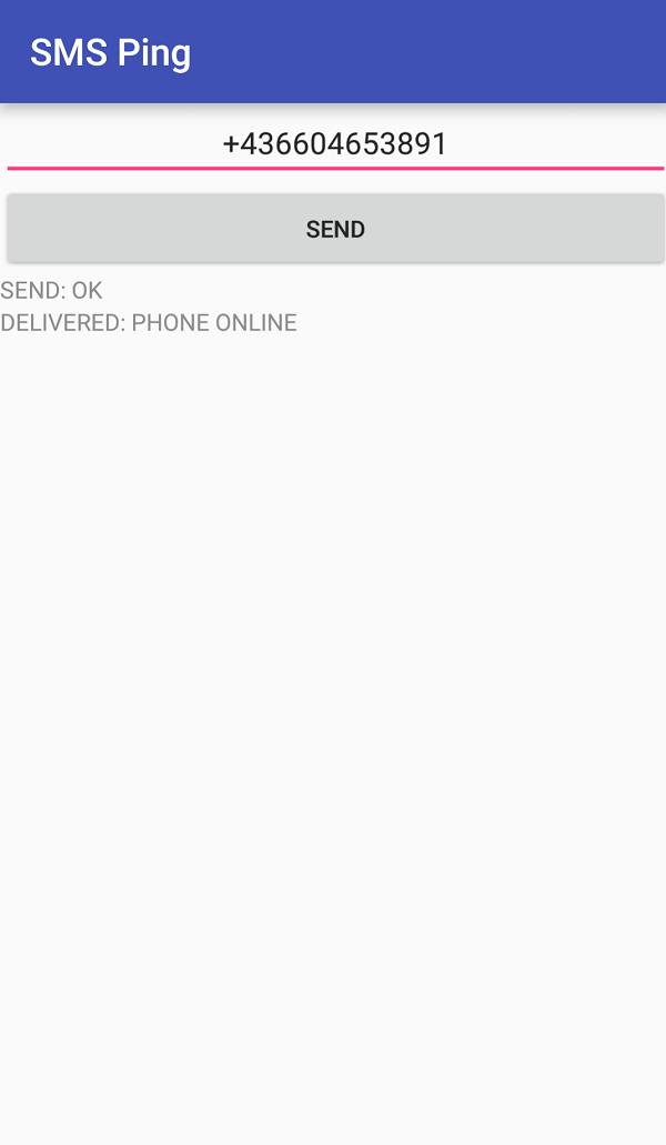 anonyme sms schicken